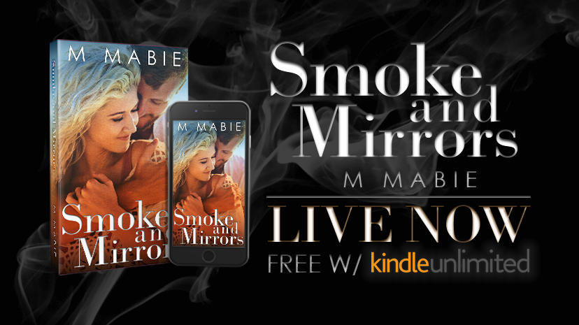 Facebook Cover Photo Smoke and Mirrors